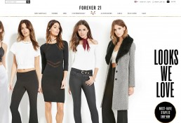 Review of Forever21.com